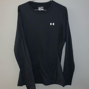 Under Armour ColdGear Fitted Women's Top, Medium